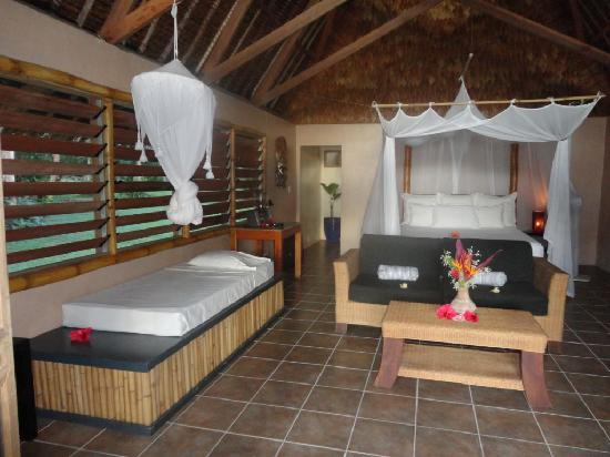 Tavanipupu Island Resort: Accommodation