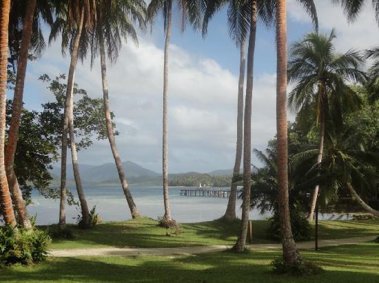 Tavanipupu Island Resort: Room View