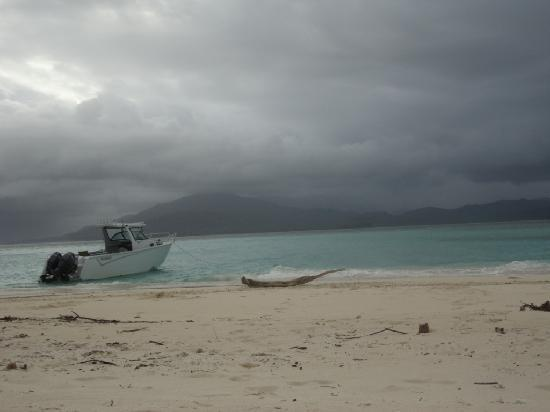 Tavanipupu Island Resort: Marau & Kosa Transport