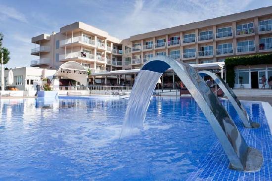 Hotel Club Sur Menorca: piscina