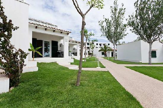 Hotel Club Sur Menorca: apartamentos