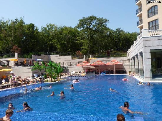Hotel Riu Dolce Vita: Small pool