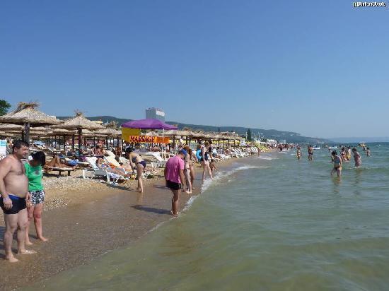 Hotel Riu Dolce Vita: Beach
