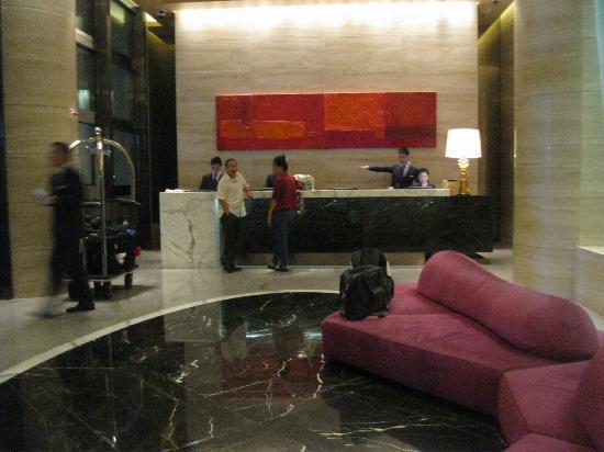 Crowne Plaza Hotel Hong Kong Causeway Bay: Lobby