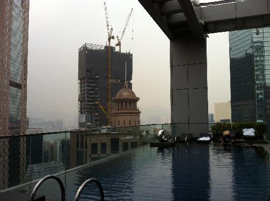 Crowne Plaza Hong Kong Causeway Bay: Swimming pool