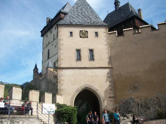 Karlstejn Castle: castle