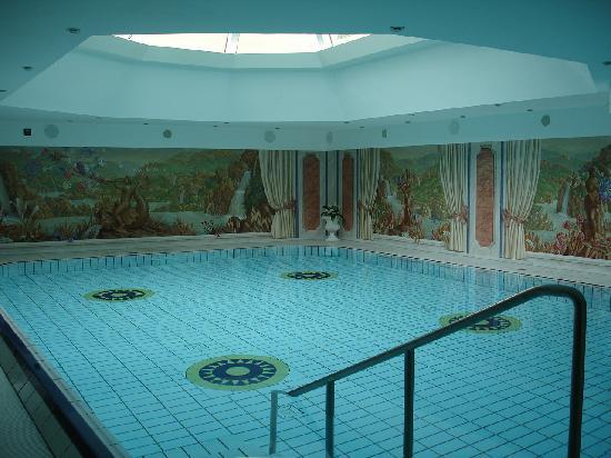 Hotel Strandperle: Schwimmbad
