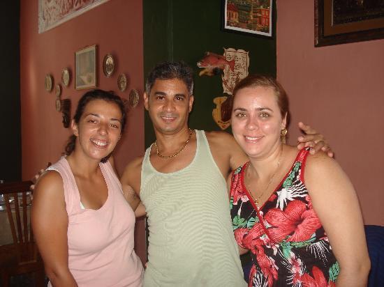 Casa Colonial Yadilis y Joel: foto ricordo!