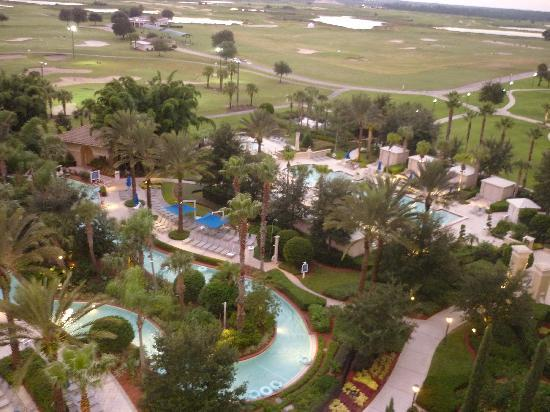 Omni Orlando Resort at Championsgate: lazy river