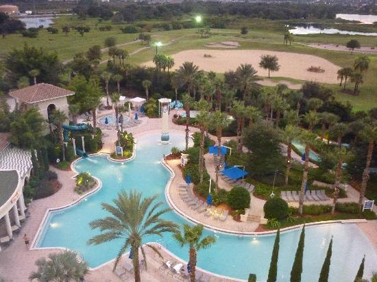 Omni Orlando Resort at Championsgate: family pool