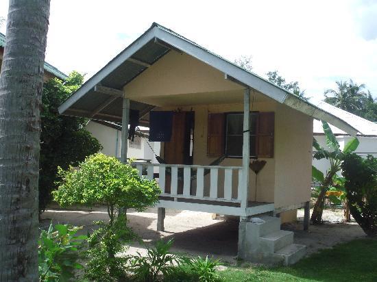 Phangan Villa Beach Bungalow