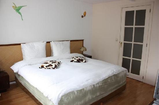 Suite 259: Schlafzimmer