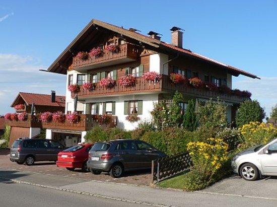Moor & Mehr - BIO Kur-Hotel Bad Kohlgrub: Die Ferienwohnung