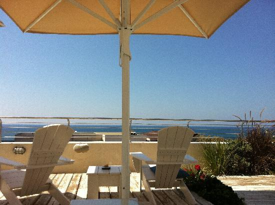 Shalom Hotel & Relax Tel Aviv - an Atlas Boutique Hotel: terrazza