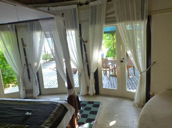 Banyan Tree Vabbinfaru : Deluxe Beachfront Villa