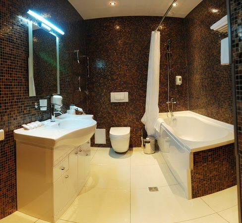 Sevastopol Hotel : Bathroom