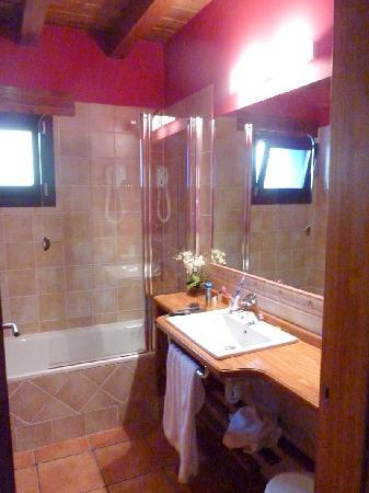 Hotel-Apartamento Rural Atxurra: S/bains