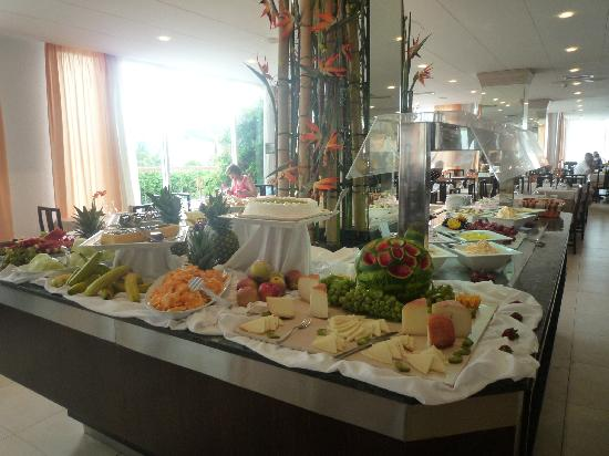 Hotel JS Alcudi-Mar: Leckereien überall