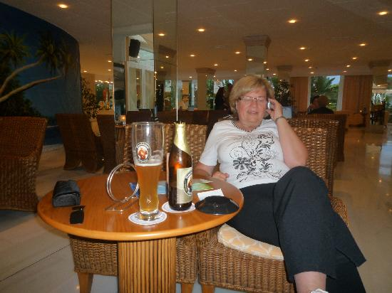Hotel JS Alcudi-Mar: So läßt man sich`s gefallen