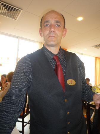 Hotel JS Alcudi-Mar: Danke stellvertretend für alle im Team