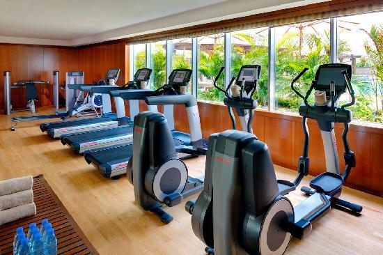 Ramada Jumeirah: Exhale Gym