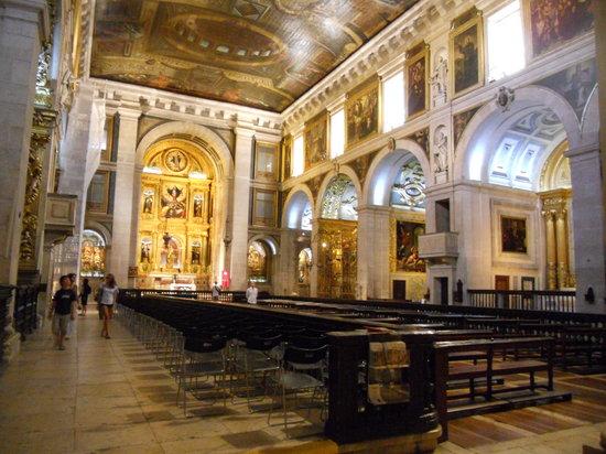 Igreja de São Roque: Kircheninnere