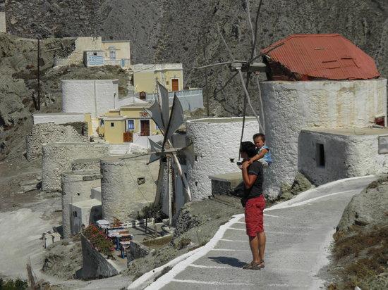 Olympos, Grécia: La Taverna Milos