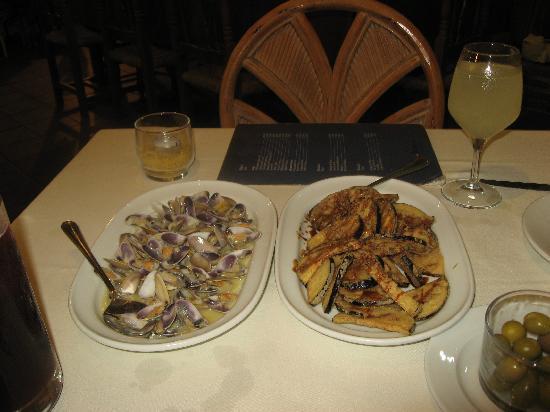 Restaurante Ramos : gran variedad de cocina marinera