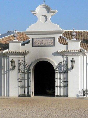 El Rocio, สเปน:                   Cappella Votiva