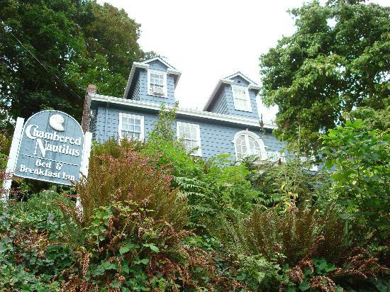 Chambered Nautilus Bed and Breakfast Inn: Chambered Natilus Bed and Breakfast Inn