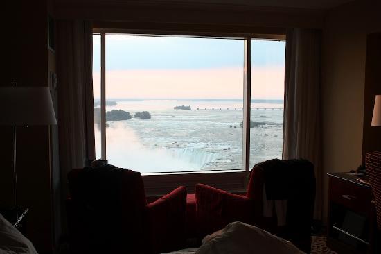 แมร์ริออทท์ ไนแองการ่าฟอลส์วิว โฮเต็ล & สปา: Vista dalla camera