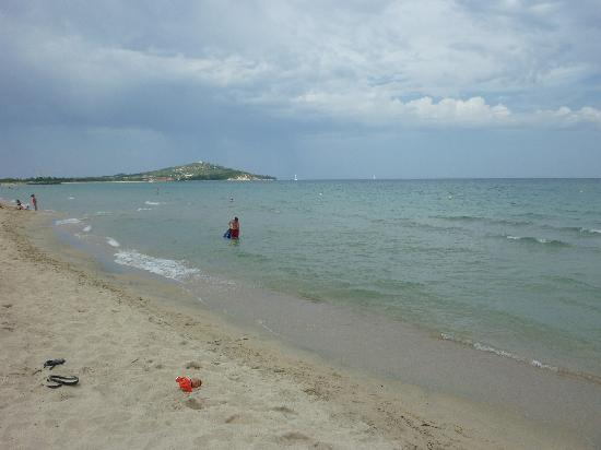 Arbatax Park Resort - Telis: the beach away from arbatax that they rent for us the visitors