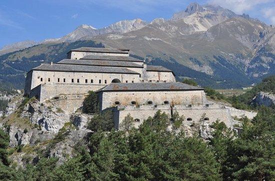 Aussois, France: Fort Victor Emmanuel