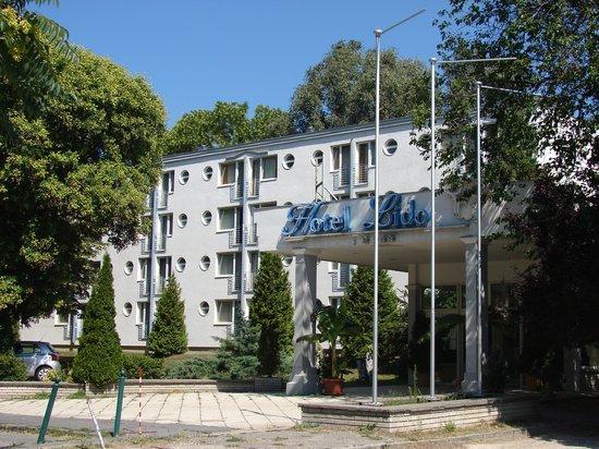 Lido Hotel Budapest: hotel exterior