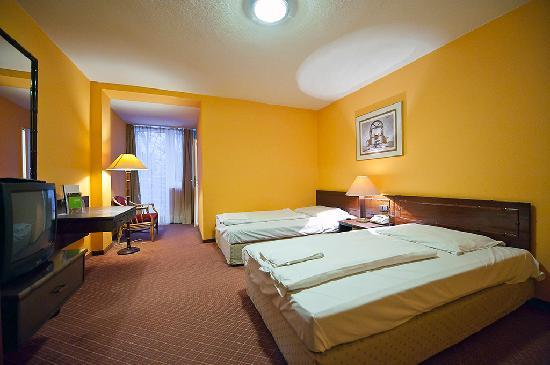 Lido Hotel Budapest: twin room