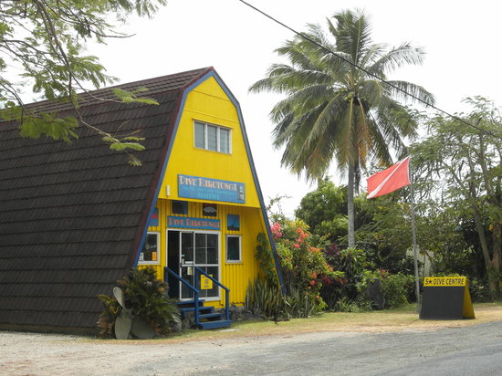 Dive Rarotonga: Dive Centre