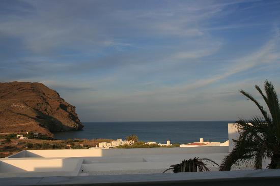 Hotel Cala Grande: Vista desde habitacion