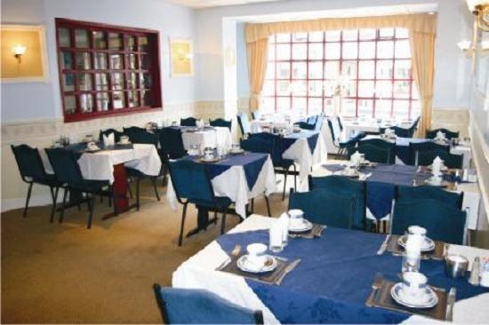 Boyce Hotel: Restaurant