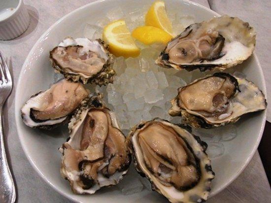 Gumbo & Oyster Bar Yokohama Sogo: 米国産牡蠣