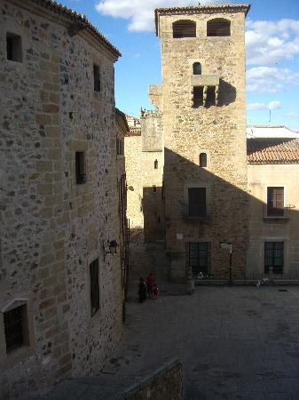 Pension El Cesar : città medievale