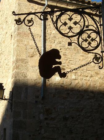 """Pension El Cesar : la casa del """"mono"""""""