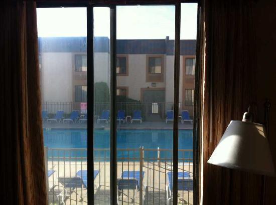 Clarion Hotel & Conference Center Toms River: Aussicht vom Zimmer