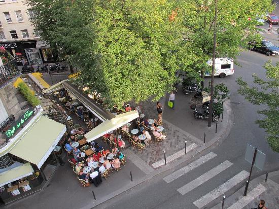 Hôtel Odessa Montparnasse: Vista dalla camera