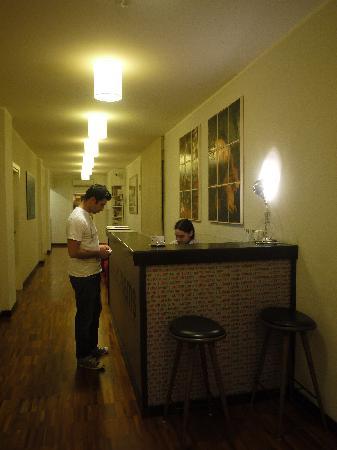 Suite Dreams: Front Desk