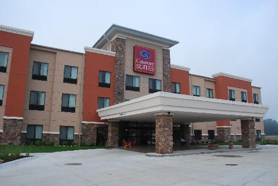 Comfort Suites Gothenburg NE