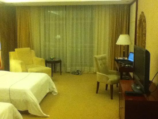 Wahtong Cheng Hotel: room full on view