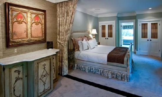Glen Gordon Manor: Windsor Suite