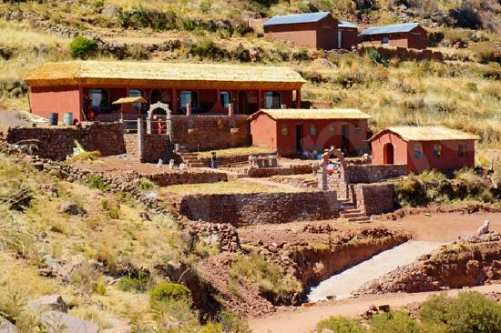 Titicaca Travel Peru, cultural visit Llachon sustainable ...