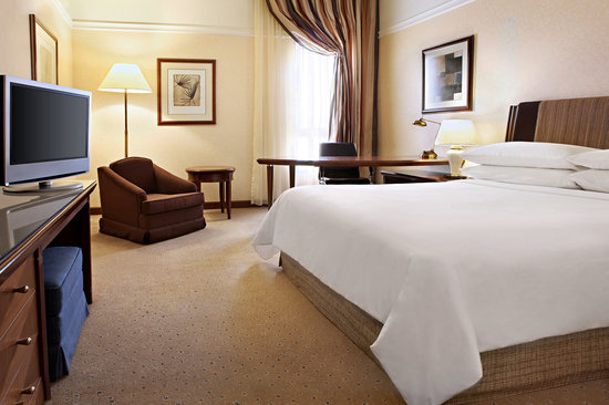 Sheraton Riyadh Hotel & Towers: Sheraton Club Room