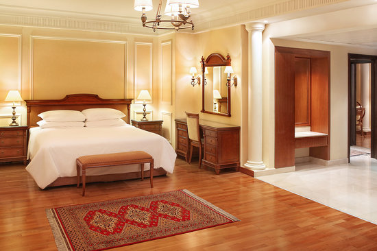 Sheraton Riyadh Hotel & Towers: Royal Suite